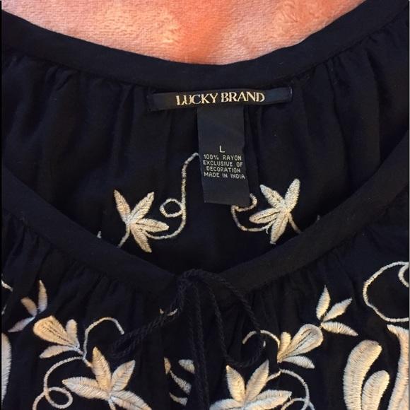Lucky Brand Dresses & Skirts - LUCKY Navy Dress